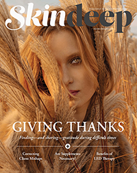 Skin Deep Magazine Cover