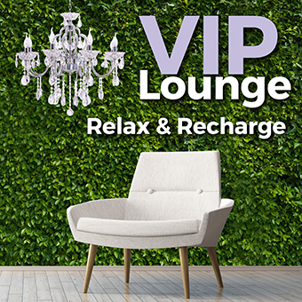 ASCP VIP member lounge face and body northern california