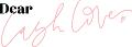 Dear Lash + Love logo